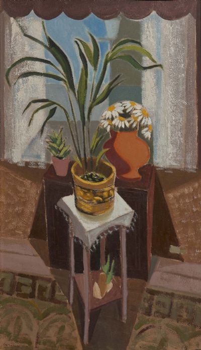 INTERIOR by Arthur Armstrong sold for €2,400 at deVeres Auctions