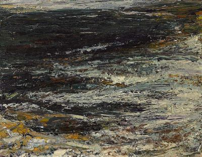 EVENING, TIDE OUT, MAYO by Mary Lohan  at deVeres Auctions