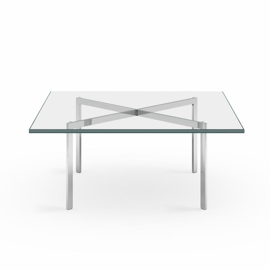 THE BARCELONA TABLE by MIES VAN DER ROHE  at deVeres Auctions