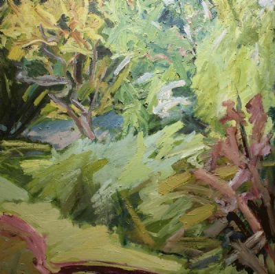 GARDEN SERIES '92' by Joe Wilson  at deVeres Auctions