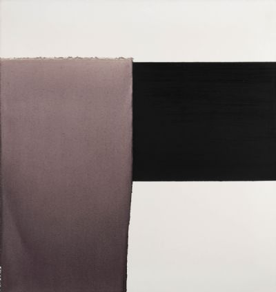 EXPOSED PAINTING by Callum Innes  at deVeres Auctions