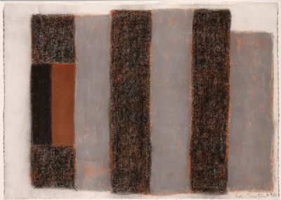 UNTITLED 3-7-86 by Sean Scully  at deVeres Auctions